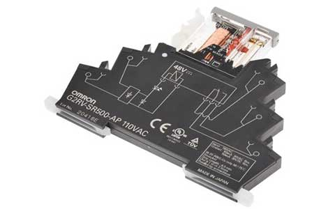 Omron/欧姆龙G2RV-SR500-AP AC110