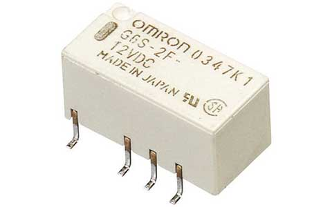 Omron/欧姆龙G6S-2F 24DC