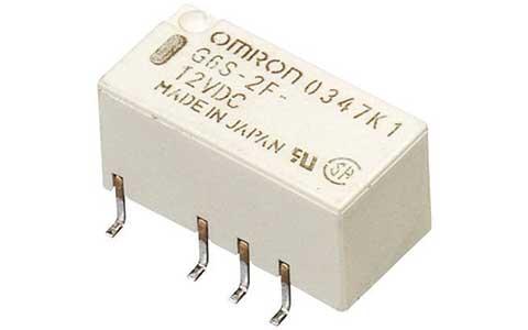 Omron/欧姆龙G6S-2F-Y 12DC