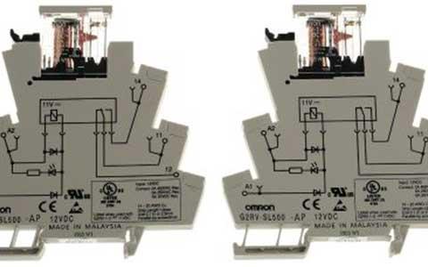 Omron/欧姆龙G2RV-SL500-AP DC12