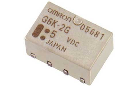 Omron/欧姆龙G6K2GY45DC
