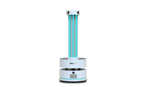 布科思/BooCax紫外线消毒机器人